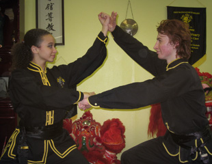 Kung Fu Self-Defense Children's Programs